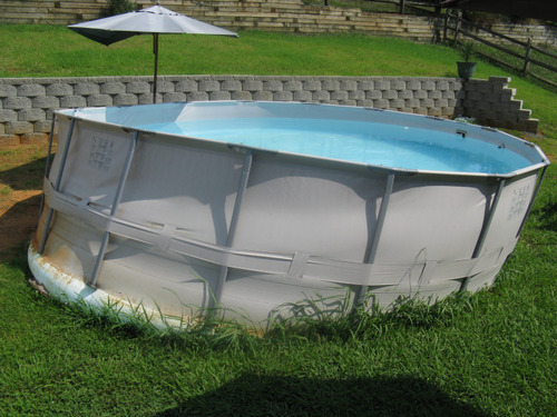 Summer Escapes Pro Series 16 Foot By 48 Inch Frame Pool Discontinued By