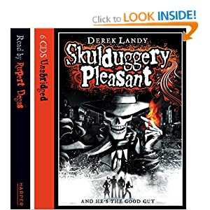 Kingdom audiobook of skulduggery free the download wicked pleasant