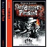 Skulduggery Pleasant (Skulduggery Pleasant #1) Complete & Unabridgedby Derek Landy