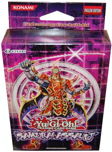 Yu-Gi-Oh Cards - Six Samurai Assault *Special Edition* (3 Packs & 1 Holo) - 1