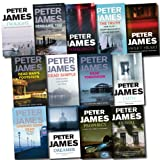 Peter James Peter James Series Collection 13 Books Set (Faith, Prophecy, Denial, Twilight, The Truth, Dreamer, Possession, Sweet heart, Dead Tomorrow, Looking Good Dead, Dead Simple, Dead Like You, Dead Man's Footsteps) ((The New Roy Grace Novel))