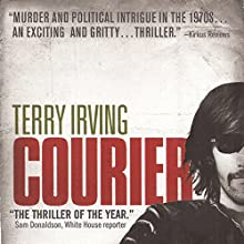 Courier: Freelancer, Book 1 (       UNABRIDGED) by Terry Irving Narrated by Bill Powers