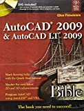 img - for Autocad 2009 & Autocad Lt 2009 Bible book / textbook / text book