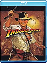Indiana Jones Quadrilogia (5 Blu-Ray) [Italia] [Blu-ray]