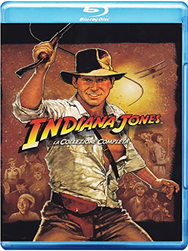 Indiana Jones - La collezione completa [Blu-ray] [IT Import]