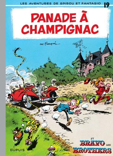 Spirou et Fantasio, tome 19 : Panade à Champignac
