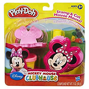 Play Doh Mickey Mouse Clubhouse Set, Minnie