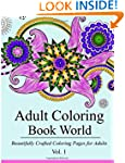 Adult Coloring Book World: Dozens of...