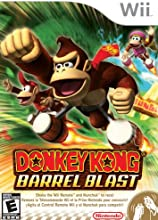 Nintendo Donkey Kong Jet Race, Wii - Juego (Wii, ENG)