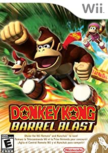 Donkey Kong: Barrel Blast - Nintendo Wii