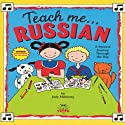 Teach Me Russian (       UNABRIDGED) by Judy R Mahoney Narrated by Anya Gybin