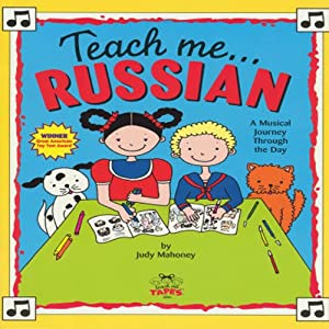 Teach Me Russian Audiobook