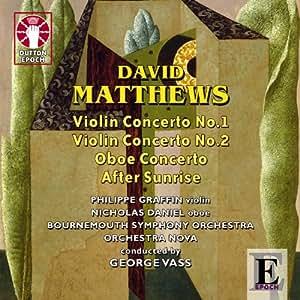 Violin Concerto Nos.1 & 2/Oboe