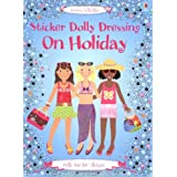 Holiday (Usborne Sticker Dolly Dressing)by Lucy Bowman