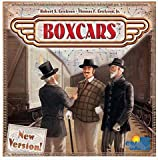 Boxcars Board Game