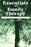 Essentials of Family Therapy: A Structured Summary of Nine Approaches