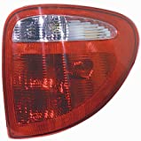 61lS5rFwgeL. SL160  TYC 11 5477 00 Chrysler/Dodge Passenger Side Replacement Tail Light Assembly