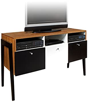 Reston TV Stand - Zebrano