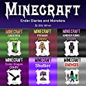Minecraft: Ender Diaries and Monsters Audiobook by Billy Miner Narrated by Shawn Reeves
