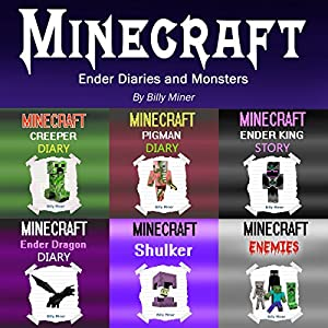 Minecraft: Ender Diaries and Monsters Audiobook