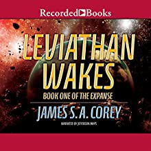 Leviathan Wakes Audiobook by James S. A. Corey Narrated by Jefferson Mays