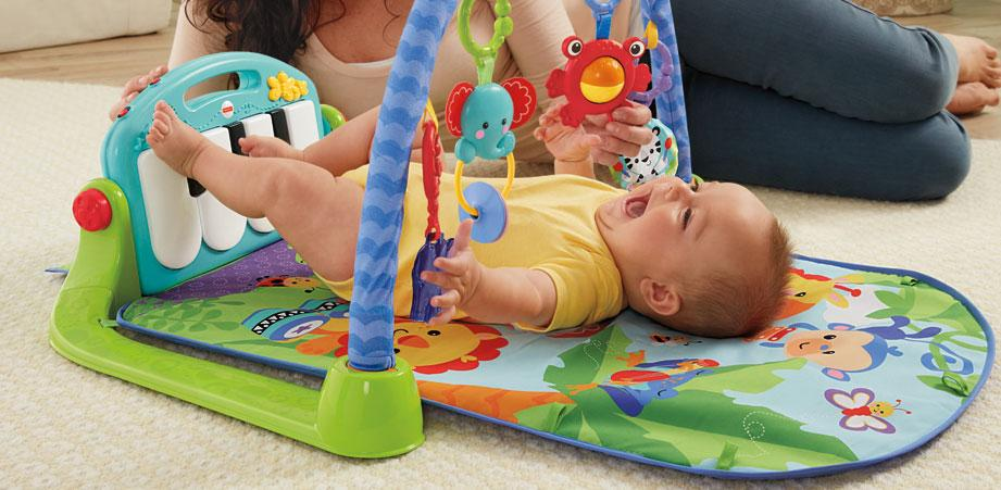 Fisher Price Infant To Toddler Rocker Instructions Manual