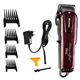 YANWIN Pro Cordless Hair Clippers For Men Grooming Hair Cutting Kit Head Shaver Beard Trimmer Rechargeable Barber Stainless Steel Blade Haircut Machine
