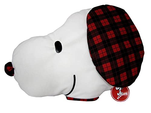 Snoopy Pillow And Throw Set : Snoopy Bedding - Totally Kids, Totally Bedrooms - Kids Bedroom Ideas
