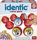 Educa - 15866 - Jeu Educatif - Baby Identic Memo Game