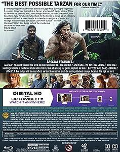 The Legend of Tarzan (Blu-ray + DVD + Digital HD UltraViolet Combo Pack) from Warner Home Video