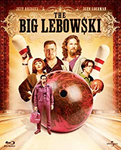 The Big Lebowski (Blu-ray + Digital Copy + 24 Page Colour Booklet) [Region Free]