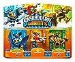 Skylanders Giants - Triple Character Pack - Sprocket, Sonic Boom, Stump Smash (Wii/PS3/Xbox 360/3DS/Wii U)