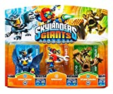 Cheapest Skylanders Giants Triple Pack Includes Sonic Boom on Xbox 360