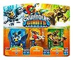 Skylanders Giants - Triple Pack Figur...