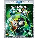 G-Force (Three-Disc Combo: Blu-ray 3D/ Blu-ray/DVD)