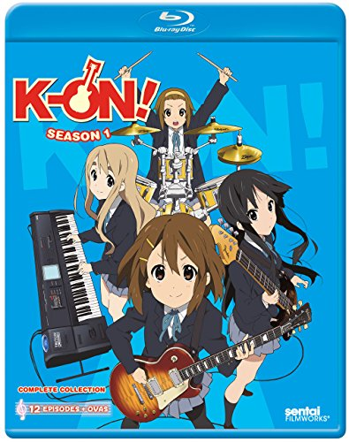 K-On: Season 1 [Blu-ray]