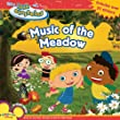 Music of the Meadow [With 20 Stickers] (Disney's Little Einsteins (8x8))