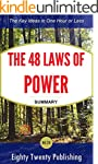 The 48 Laws of Power by Robert Greene...