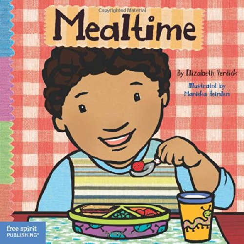Food and nutrition books for preschoolers