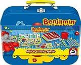 Schmidt Spiele 40573 - Benjamin juego maleta elefante Mis primeros juegos