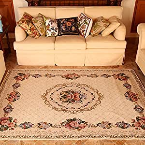 rugs floral print large rugs carpets for home living room