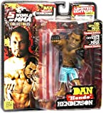 Round 5 World of MMA Champions UFC Exclusive Limited Edition Action Figure Dan Hendo Henderson [American Flag Accessory!] by Round 5 MMA [並行輸入品]