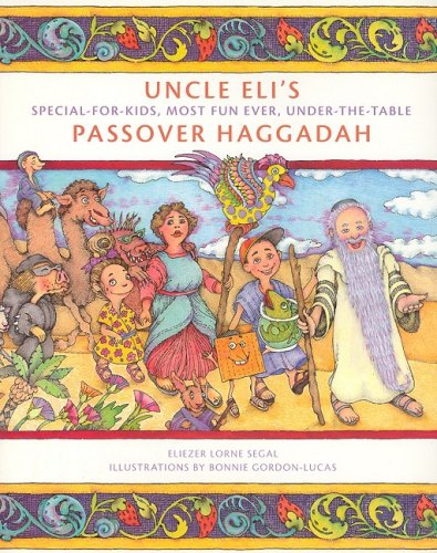 Uncle Eli's Passover Haggadah Picture