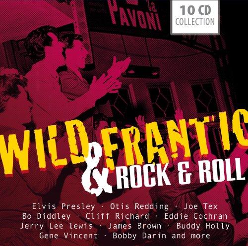 LITTLE RICHARD - Wild & Frantic-Rock