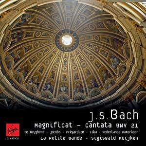 Bach: Magnificat/Cantata BWV 21 - Sigiswald Kuijken, Le Petite