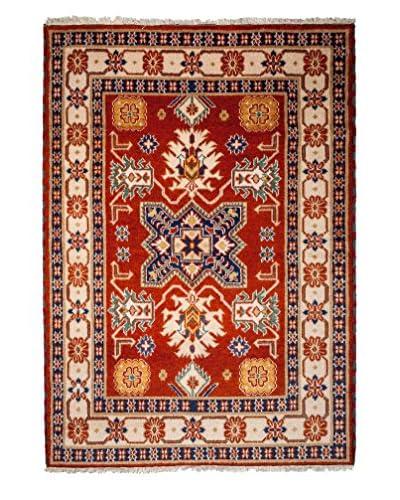 Darya Rugs Kazak Oriental Rug, Red, 8' 1 x 5' 8