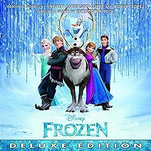 Frozen (Die Eiskönigin - Völlig Unverfroren) (Deluxe Edition)