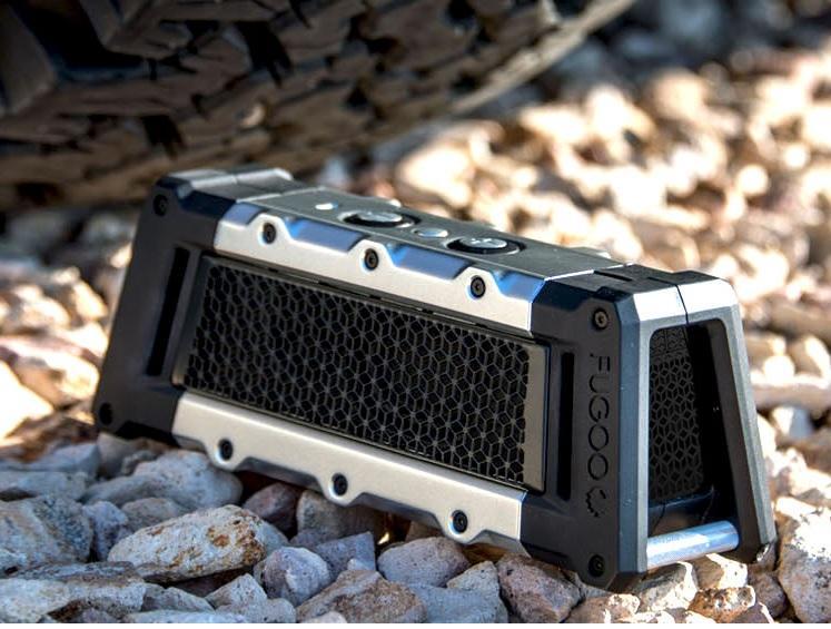 Amazon.com: FUGOO Tough - Portable Rugged Bluetooth