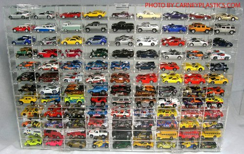 Hot Wheels Display Case 108 compartment 1/64 scale (Hot Wheels Display Case 1 64 compare prices)