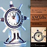 STARDUST アンクロ時計 02 アンティーク風 クロック インテリア 雑貨 おしゃれ クラシック 時計 レトロ 北欧 リビング 部屋 SD-MA17036A